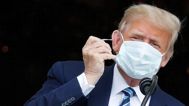 Trump asegura que ya no tiene coronavirus y que es «inmune»