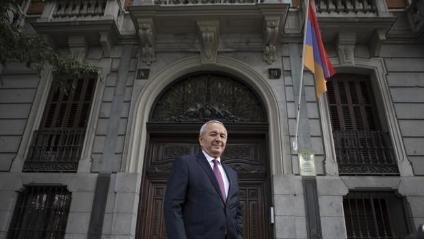 «Turquía quiere eliminar al pueblo armenio»