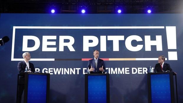 La cúpula de la CDU no sintoniza con su base juvenil