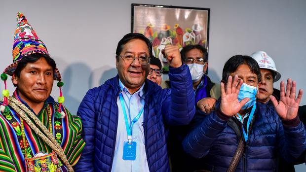 El partido de Evo Morales gana en primera vuelta en Bolivia, según sondeos a pie de urna