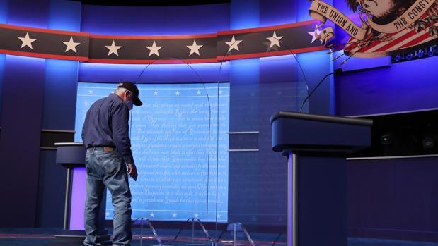 Todas las claves del debate entre Trump y Biden, el último cara a cara de las elecciones de EE.UU.