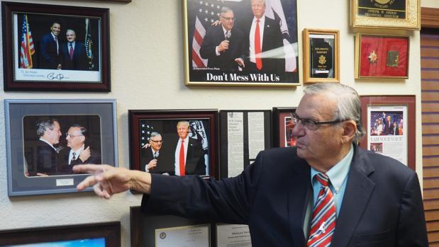 Joe Arpaio: el sheriff que se inventó a Donald Trump