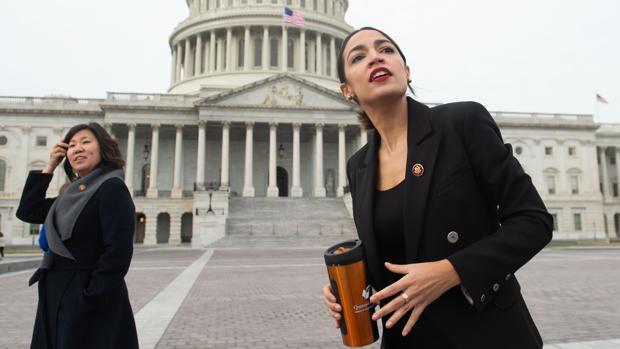 El ala radical de los demócratas quiere un giro a la izquierda