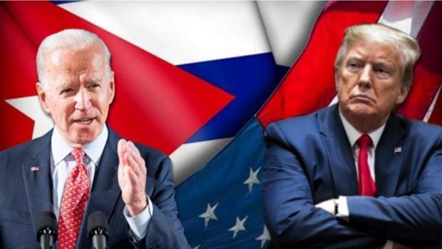 Biden todavía no es ganador en Cuba
