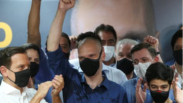 El centro-derecha derrota a Bolsonaro en las municipales de Brasil