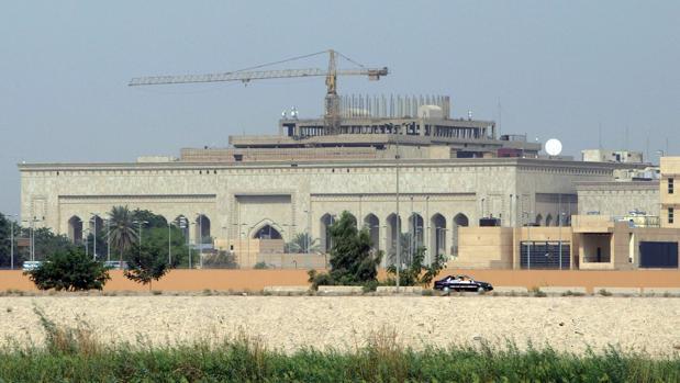 EE.UU. retira parte de su cuerpo diplomático de la Embajada en Irak por las tensiones con Irán