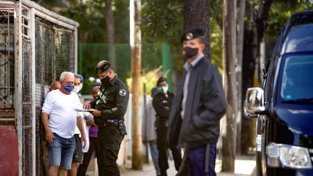 El régimen cubano continúa con las detenciones y la represión tras la manifestación de los artistas del 27-N