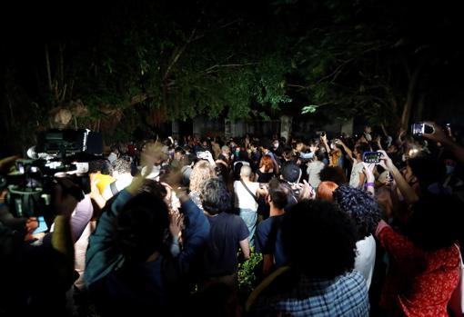 Concentración el 27 de noviembre ante el Ministerio de Cultura cubano