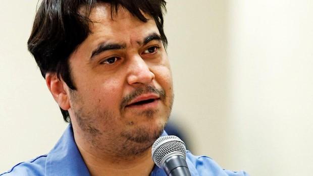 Ahorcan a un periodista iraní acusado de instigar las protestas contra el régimen en 2017
