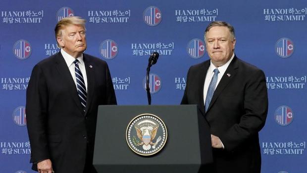 Trump contradice a Pompeo sobre el ciberataque a EE.UU. y apunta a China
