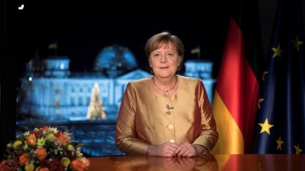 El año de Merkel