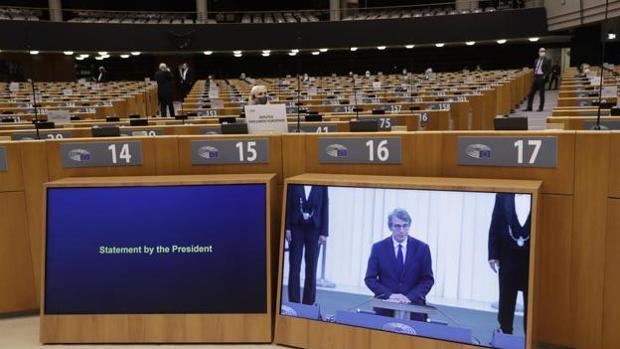 El Parlamento Europeo aprueba el presupuesto de la UE para 2021-2027
