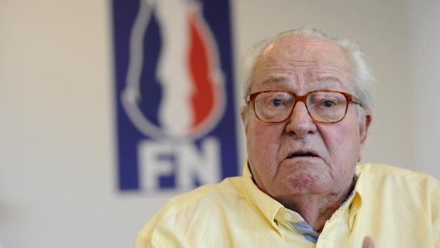 Jean-Marie Le Pen, positivo por coronavirus