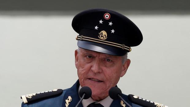 La Fiscalía de México exonera al exministro Cienfuegos al no hallar vínculos con el crimen organizado