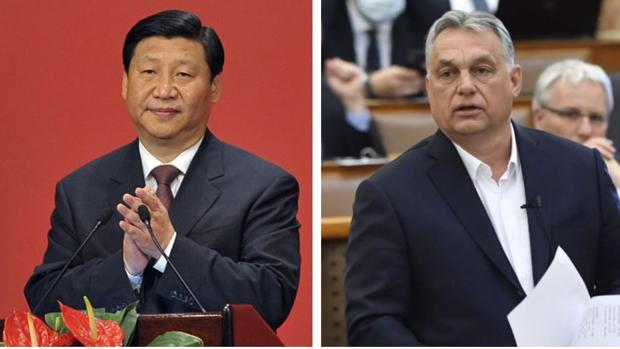 China utiliza Hungría como puerta para expandir su influencia en Europa