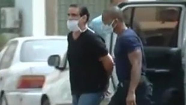 Trasladan al testaferro de Maduro a un lugar secreto para que cumpla el arresto domiciliario