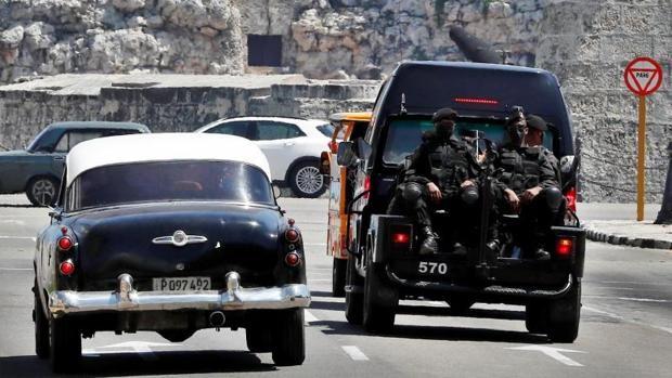 El régimen cubano mantiene la represión frente a los intentos de reavivar la protesta