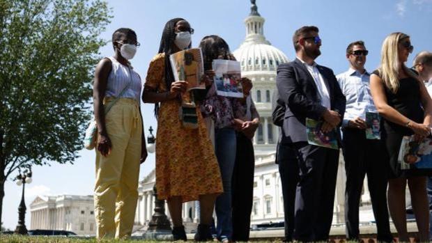 «No vengas»: los familiares de víctimas del 11-S no quieren a Biden en el 20º aniversario