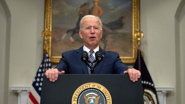 Biden: «Saldremos el 31 de agosto si los talibanes cooperan»