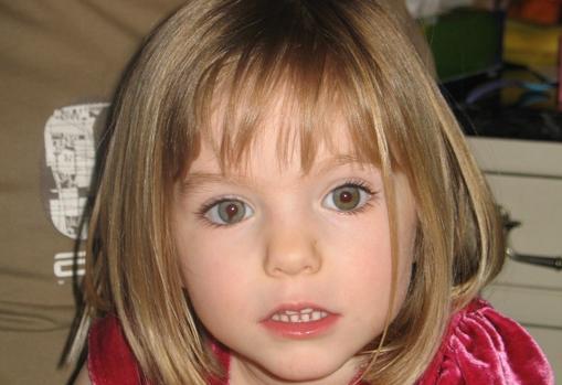 Little Madeleine McCann