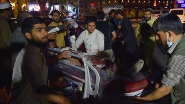 Daesh mata a 12 soldados de EE.UU. durante la evacuación de Kabul