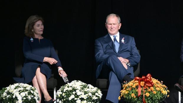 Bush denuncia que hoy en día la mayor amenaza es la radicalización política