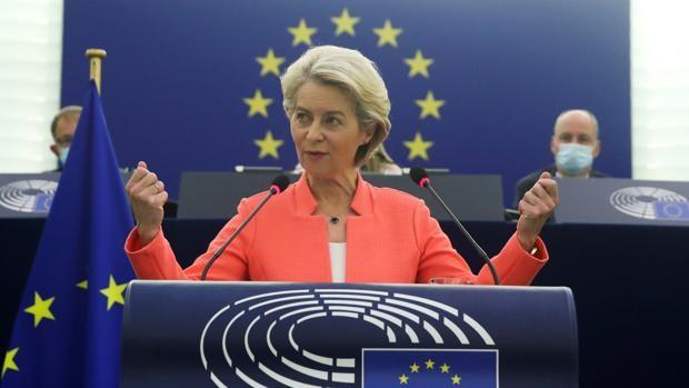 Von der Leyen promete empezar a crear una defensa europea en 2022