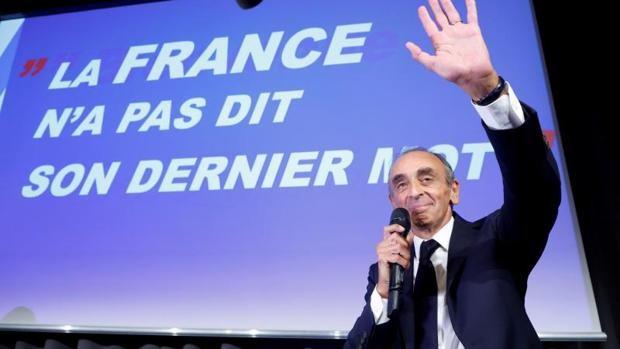 Éric Zemmour, el nuevo candidato de extrema derecha que podría desestabilizar a Marine Le Pen