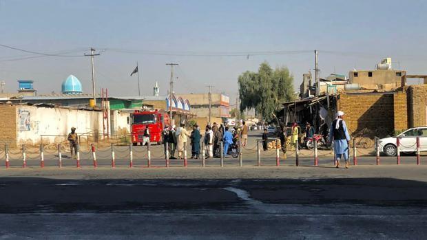 Al menos 41 muertos por explosiones en una mezquita chiita en Afganistán
