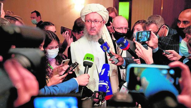 Moscú respalda la demanda talibán de que EE.UU. pague la reconstrucción