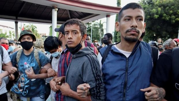 Las remesas de familiares en EE.UU. mantienen vivas las economías centroamericanas