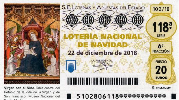 Imagenes Loteria Navidad.El Significado De Cada Componente De Un Decimo De Loteria De