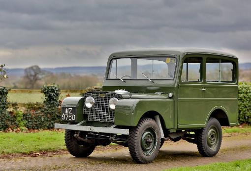 Land Rover Tickford