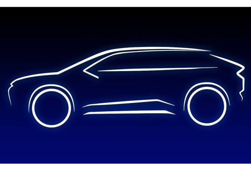 Toyota's Future B-Segment Electric SUV