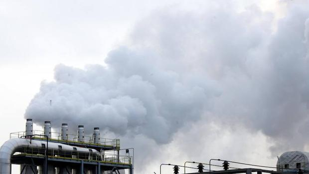 Hay más CO2 en la atmósfera que nunca en tres millones de años
