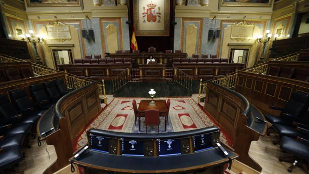El Congreso, a la espera de que comience la actividad parlamentaria