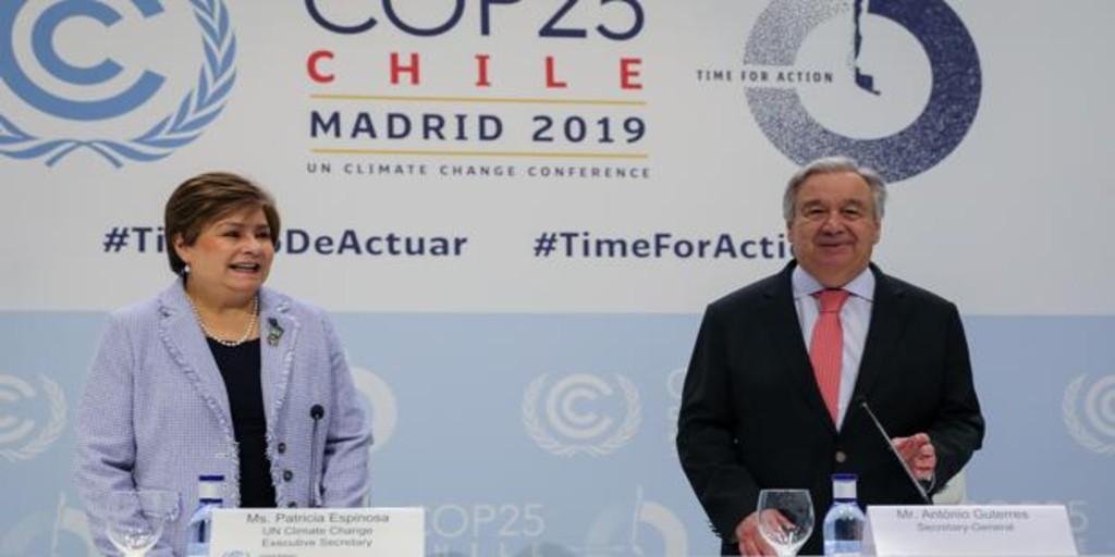 Una cumbre del clima vital