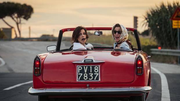 En «Locas de alegría», Micaela Ramazzotti y Valeria Bruni Tedeschi conducen hacia la locura