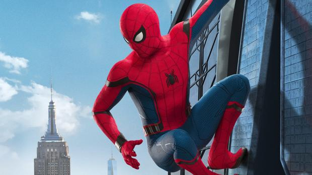 «Spider-m an: Homecoming», con Tom Holland