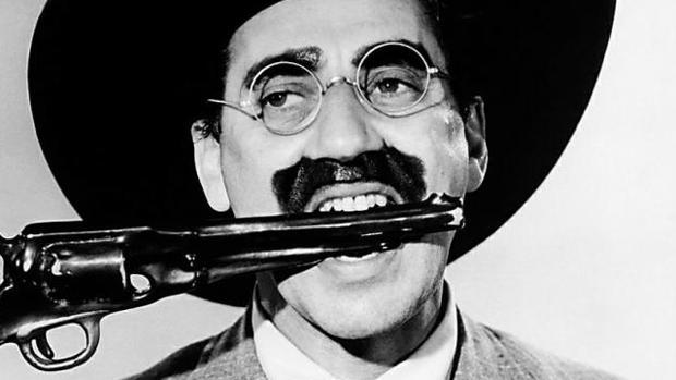El genial Groucho Marx