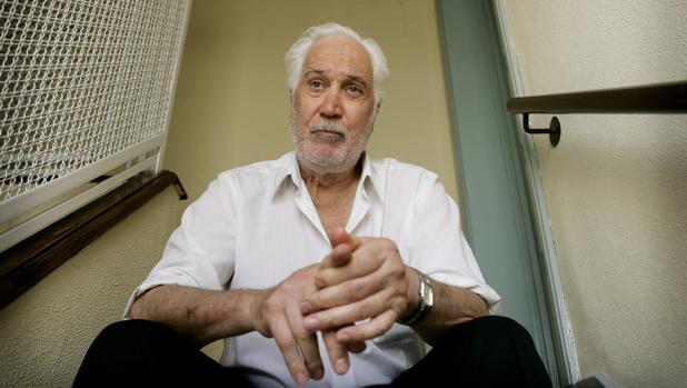 Federico Luppi, en 2006, durante una entrevista que concedió a ABC