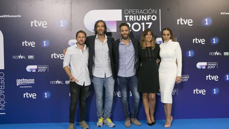 Operacion Triunfo 1 Video Porno De Un Concursante el parecido entre «operación triunfo» y «gran hermano»