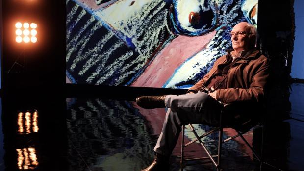 Carlos Saura en el documental «Saura(s)», de Félix Viscarret