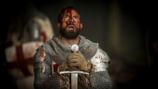 Tom Cullen protagoniza Knightfall, la serie sobre los templarios