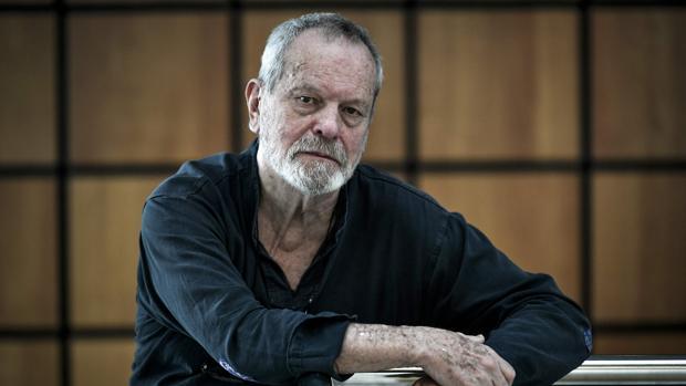 Terry Gilliam, en una imagen en París