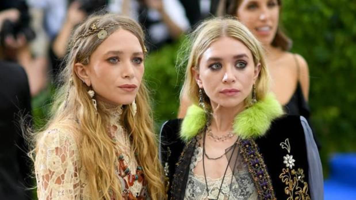 Actrices Americanas Rubias las gemelas olsen y otros actores de los 90 que han