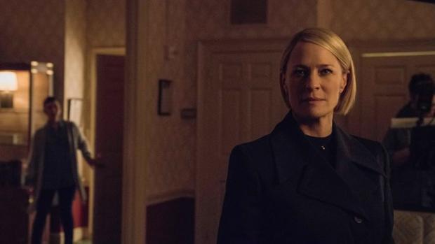 Claire Underwood, nueva presidenta de EE.UU. en «House of Cards»