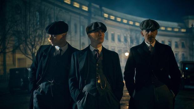 «Peaky Blinders» es una de las grandes producciones televisivas salidas del Reino Unido
