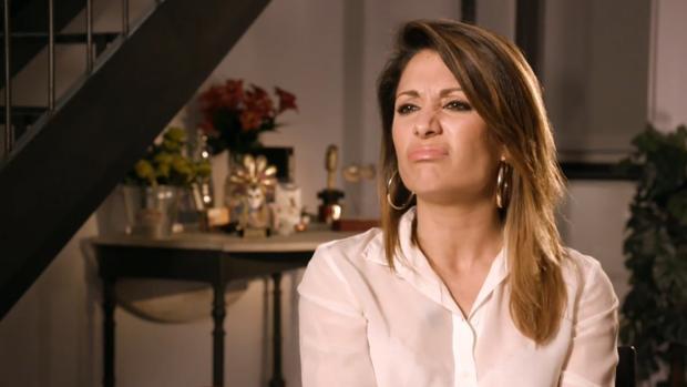 Nagore Robles, en «Ven a cenar conmigo: Gourmet edition»