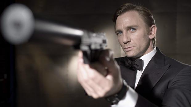Daniel Craig, en una imagen de 2oo5, cuando la productora Barbara Broccoli le ofreció un contrato para tres películas. Ha acabado haciendo cinco